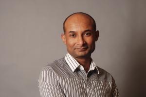 Bangladeshi-Canadian novelist Neamat Imam