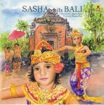 Sasha in Bali Cover