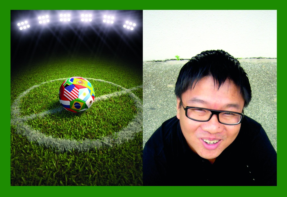 PWC Desmond Kon Global Football