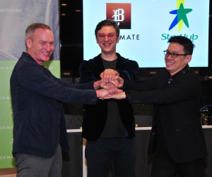 Bookmate-StarHub launch
