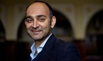 Mohsin Hamid, novelist.