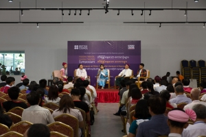 Panel Session on teaching ethnic nationality literature in schools