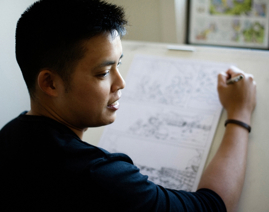Gavin Aung Than