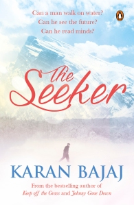 THE SEEKER front