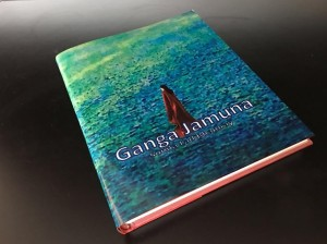 Dummy cover of the novel, Ganga Jamuna