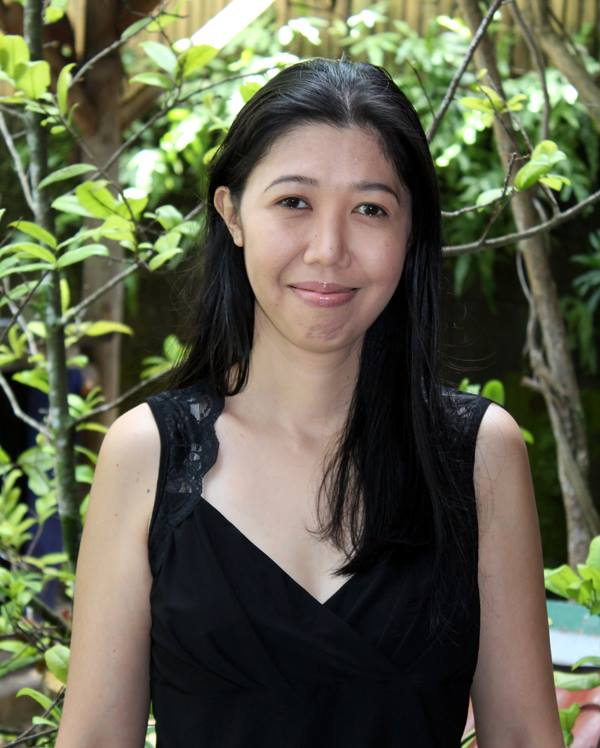 Kristine Ong Muslim Pix