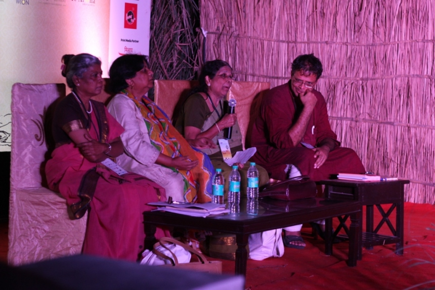 day-1-session-voice-from-the-well-dalit-literature-left-to-right-ashalata-kamble-nirupama-dutta-usha-panwar-and-jerr-pinto
