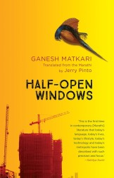 half open