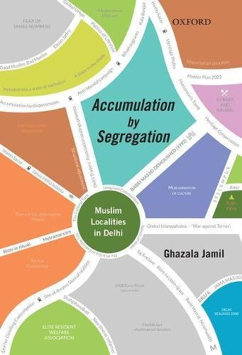 Muslim Localities in Delhi