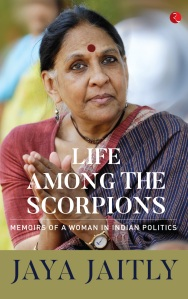 Jaya Jaitly - Life Among the Scorpions