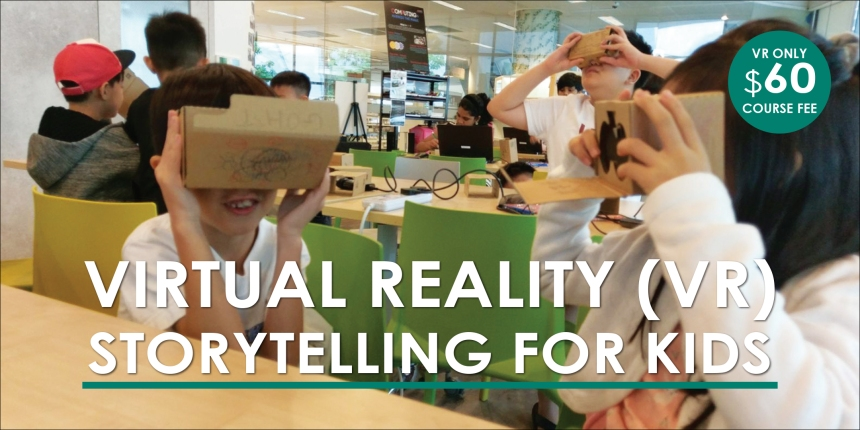 Workshop - June 22 VR Eventbrite