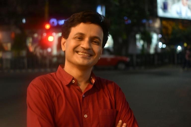 Saikat Majumdar