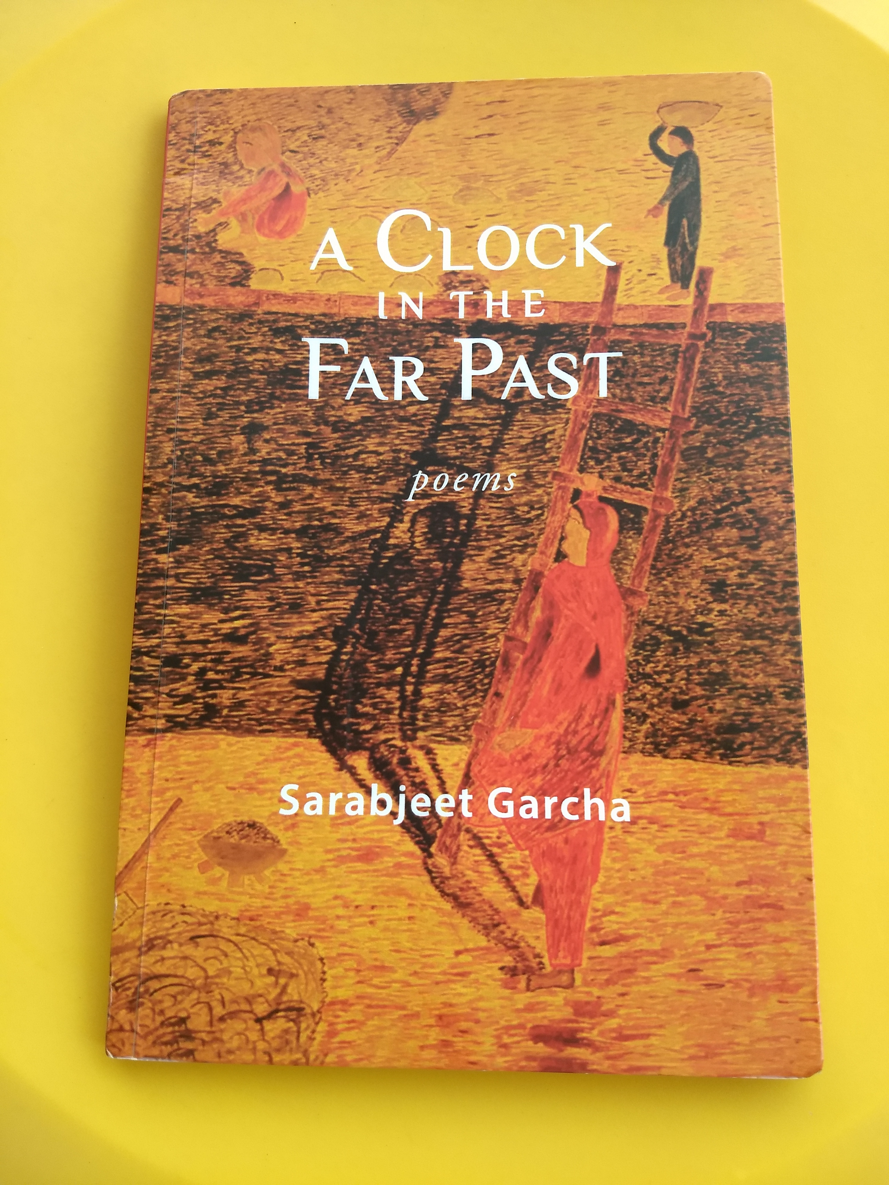 A Clock in the Far Past