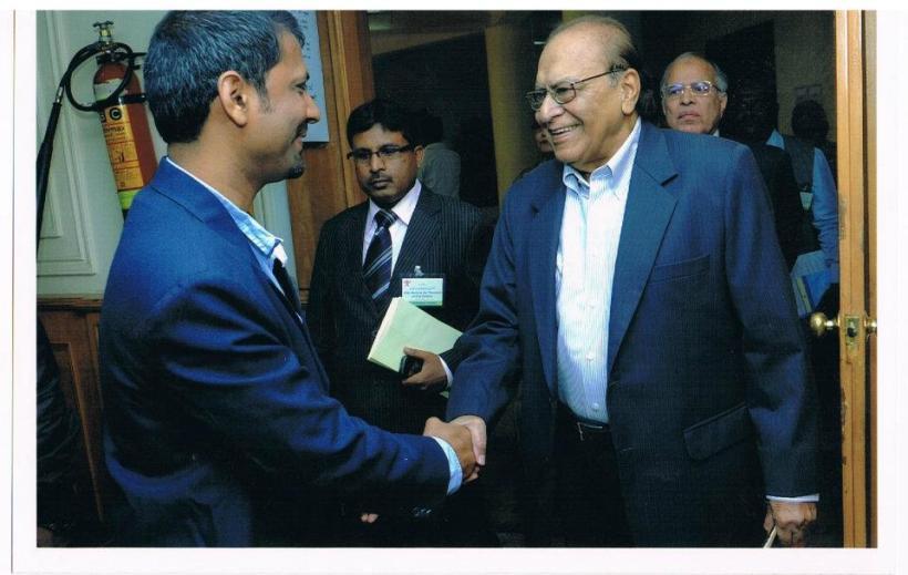 Rahman Abbas and Gopi Chand Narang