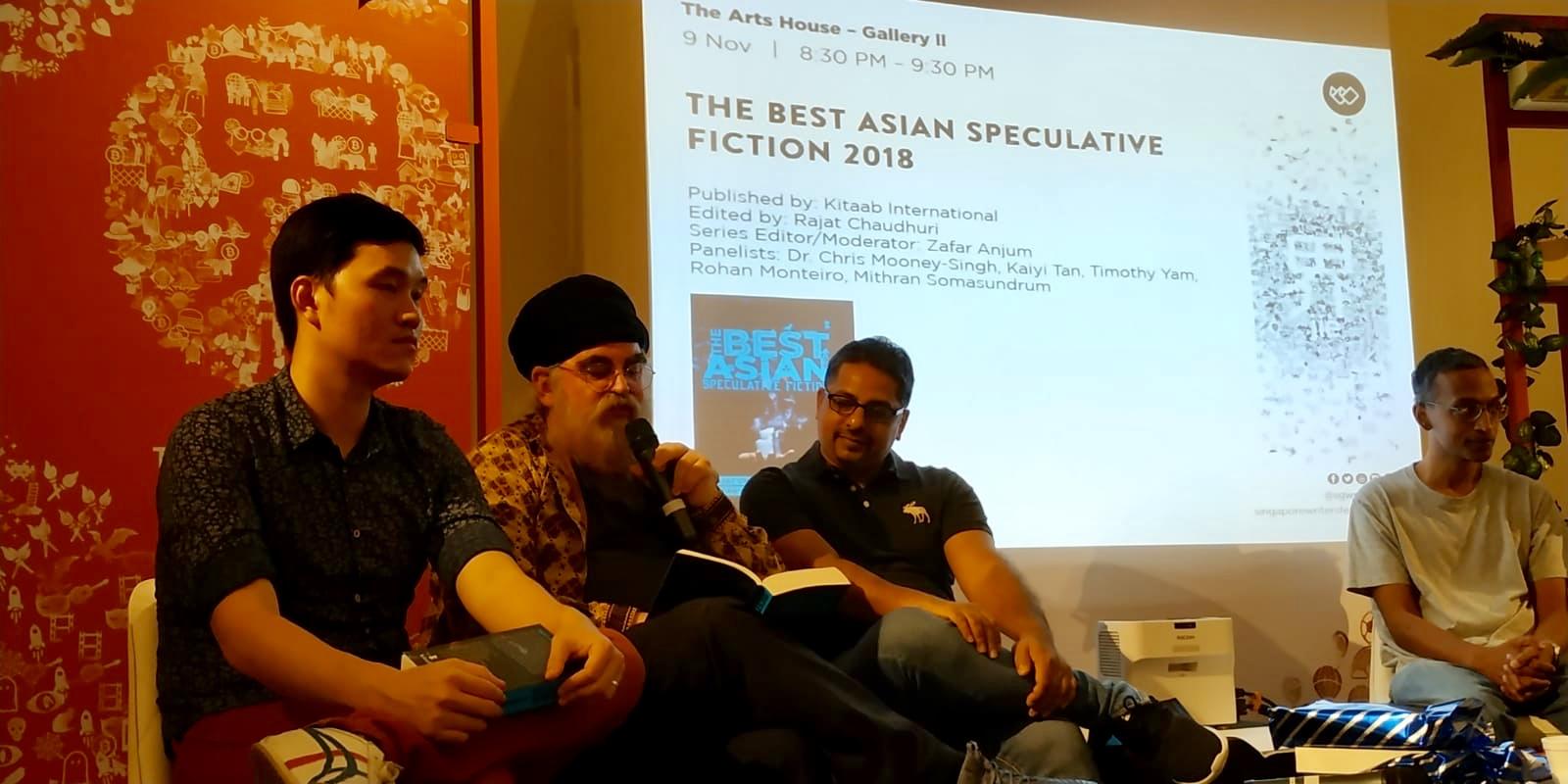 Best Asian fiction