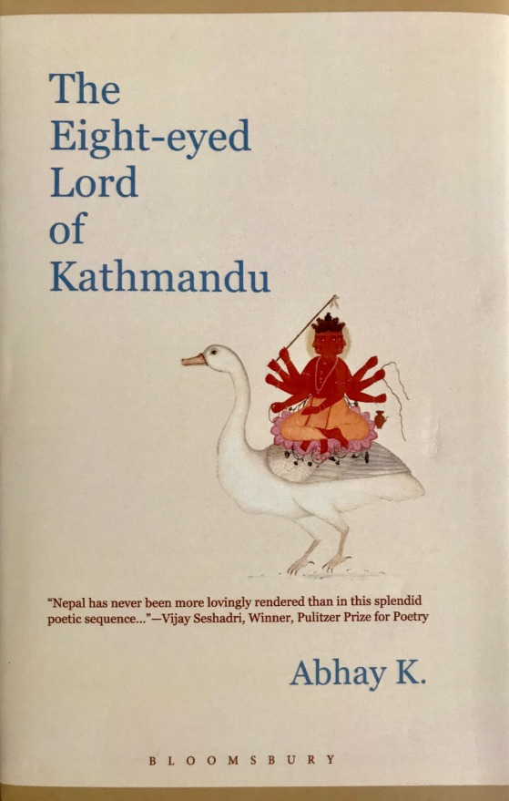 The Eight-Eyed Lord of Kathmandu