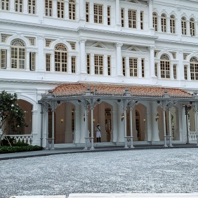 Raffles Hotel, 2019, Photo by Marc Nair