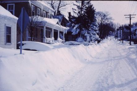 Snowed USA