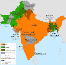 India 1947... Post-Partition