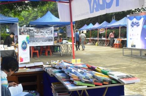Book stalls