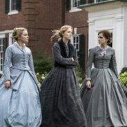 Florence Pugh, Saoirse Ronan and Emma Watson