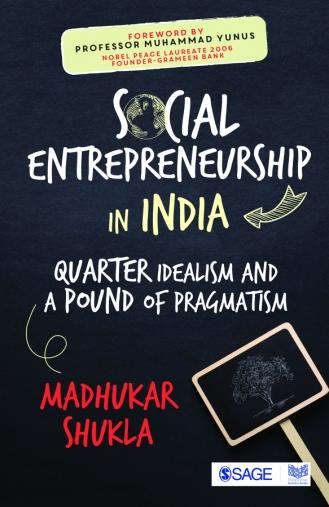Book Cover_Social Entrepreneurship in India